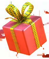 Коробочка с подарком